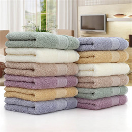 $enCountryForm.capitalKeyWord Australia - 2019 New Hotel Towel Cotton Absorbent Face Towel Household Adult Towels Men and Women Couples Cotton Soft Increase Thicker