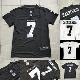 efa8d611a IMWITHKAP Jersey 7 COLIN KAEPERNICK IM WITH KAP 100% Stitched Mens Womens  Youth Movie Football Jersey Black White Fast Shipping S-XXXL