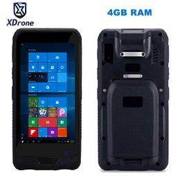 "computer rams Australia - original Kcosit K72H Windows 10 Tablet PC Mini Pocket Computer 6"" 4GB RAM 64GB ROM IP67 Rugged Waterproof 3G GPS 2D Scanner PDA"