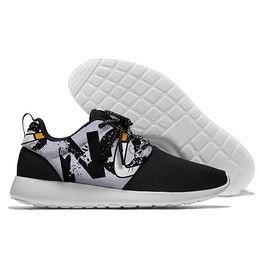 Smoking SignS online shopping - No Smoking Sign Funny Men s Sport Sneakers Walking Shoes