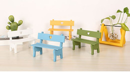 $enCountryForm.capitalKeyWord NZ - cute cartoon small chairs wooden park stools wooden crafts home decoration Creative Gifts hollow hearts decoration shooting props