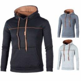 Großhandel Hoodie Design-Herren-19FW Boy Hoody Weiß Schwarz Grau Farbe Pullover Discount Hoodies beiläufige Art und Weise Männer Sweatshirts