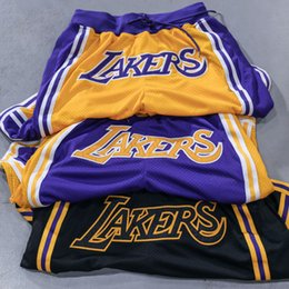 Großhandel New USA Basketball Shorts Herren Lauf Shorts Sommer Sport Gym Shorts mit Taschen für Männer plus Größen S-3XL