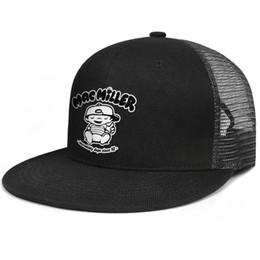 $enCountryForm.capitalKeyWord UK - Womens Mens Flat-along Adjustable Kids Mac Miller Logo Punk Hip-Hop Cotton Sun Protection Hats Golf Cadet Army Caps Airy Mesh Hats For Men W