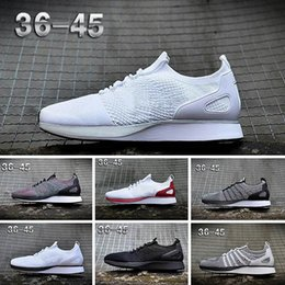 Discount leather lined running shoes - Racer 7 Air Zoom Mariah Mens Running Shoes racers 2 designer shoes Women Outdoor Hiking fly line Sports sneakers Athleti