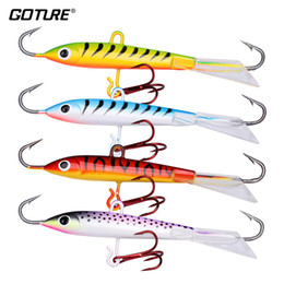 $enCountryForm.capitalKeyWord Australia - artificial bait Goture 4pcs lot Ice Winter Fishing Lures Isca Artificial Bait Balancer Lure Pesca for Bass Walleye Trout Panfish and Perch