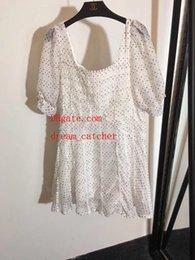Venta al por mayor de Vestidos de impresión suelta de alta calidad de moda para mujer falda casual Confort ocio mujer tops vestidos de mujer cuello en V vestido de talla grande br5