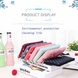 $enCountryForm.capitalKeyWord Australia - 2019 Women Foldable Eco Shopping Bag Tote Pouch Portable Reusable Grocery Storage Bag Cactus Flamingo Dots