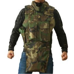$enCountryForm.capitalKeyWord UK - Folding Multi Pocket Tactical Vest Outdoor Camp Hunting Storage Accessory Bag Army Fan Field Combat Training Waistcoat
