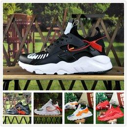 $enCountryForm.capitalKeyWord NZ - Colors Huaraches 4 IV fashion Shoes For Men & Women, Air Huarache Run Ultra Breathable Mesh Cushion Sneakers