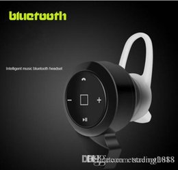 $enCountryForm.capitalKeyWord Australia - Mini Wireless Bluetooth 4.0 Headset Stereo Earphone Headphone For iPhone Samsung 2018 NEW ARRIVAL