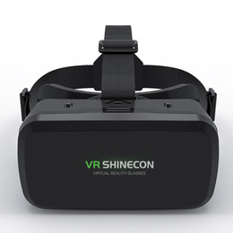 Wholesale VR magic mirror 6 generation VR glasses 3d virtual reality game glasses and helmet panorama