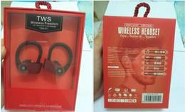 W1 TOP Quality TWS V5.0 Fones de ouvido Bluetooth fones de ouvido sem fio 5.0 fone de ouvido fone de ouvido estéreo com Marshall Major QC35 PK I10 i11 i200 venda por atacado
