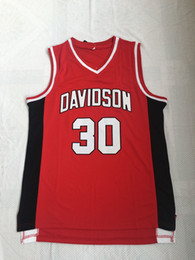 $enCountryForm.capitalKeyWord Australia - cheap Davidson college 30# CHEEF CURRY mesh basketball jersey stephen curry jersey in college basketball jerseys on discount free shipping.