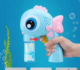 Plastic toy machine guns online shopping - New Bubble Machine Toys Summer Children s Cartoon Bubble Gun Bubble Tool Bath Outdoors