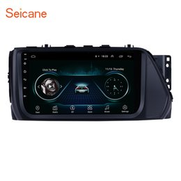 Hyundai steering wHeels online shopping - 9 inch Android Car Stereo GPS Navigation for Hyundai VERNA with Wifi music Mirror Link USB support Steering Wheel Control DVR DAB