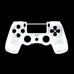 $enCountryForm.capitalKeyWord Australia - Front Housing Shell Case For PlayStation 4 for PS4 Controller for DualShock 4 New Light