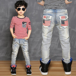 $enCountryForm.capitalKeyWord Australia - 2017 Baby Boys Clothes Children Cotton Pants Pencil Leggings Spring Autumn Kids Long Trousers For 3 to 13 Years old Baby