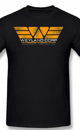 $enCountryForm.capitalKeyWord Australia - Wholesale Discount T Shirt Weyland Corp Building Better Worlds T Shirt 4xl Casual Tee Shirt Short Sleeves Graphic Cute Men Tshirt