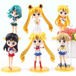$enCountryForm.capitalKeyWord Australia - Sailor Moon Figures Sailor Mars Venus Neptune Uranus Princess Serenity PVC Actions Figure Collection Model Toys Dolls 6pcs set