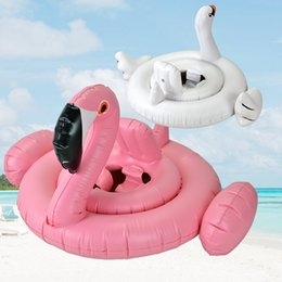 Pool Toy Ship Australia - Children's Pool Float Flamingo Swan Water Inflatable Floating Bed Riding Floating Row Swimming Circle Drop Shipping