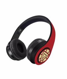 Discount headphone pads - DC Comics Wireless Headphones Decible Headphone with Bulit in Mic Collapsible Design Adjustable Headband Soft Padded