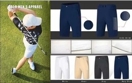 Figures Australia - 2019 OEM Ti golf short pants Summer dry fast figure cultivate elasticity sports short trousers 4 colors available