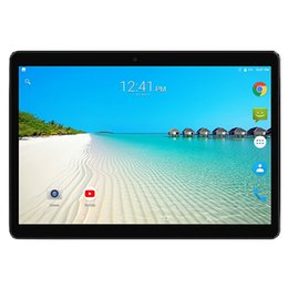 tablets 4gb ram 2020 - Android 7.1 Ten Core 2.6GHz 10.1Inch Tablet Computer 4GB RAM 64GB ROM Full HD 1920x1200IPS Multi-Contact Support 4 cheap