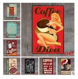 Discount vintage kitchen posters - Motorcycle Vintage Art Poster Plaque Kitchen Home Wall Decor Metal Tin Sign 12x8 Inches Restaurant Coffee Shop Wall Deco
