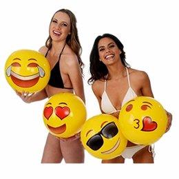 Vente en gros Ballons de plage gonflables Eau de fête d'été Gonflables Enfants Jouets Balles Adulte Fun Piscine Jouets Balle Pour Enfants ZZA422