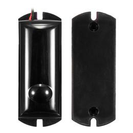Fotoeléctrico único detector de haz de IR activo infrarrojo intrusión sensor de movimiento infrarrojo alarma impermeable en venta