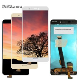 $enCountryForm.capitalKeyWord Australia - For Xiaomi 5S Mi5S LCD Display Touch Screen Panel Glass Digitizer Assembly For Mi 5s LCD