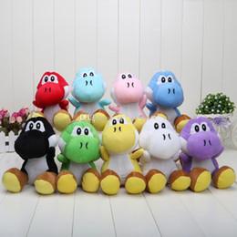 """Stock Figures Australia - In Stock Wholesale Super Mario Bros Yoshi Plush 7"""" 18cm Yoshi Dragon Plush Toy Doll Sale"""