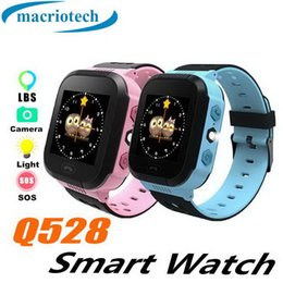 $enCountryForm.capitalKeyWord Australia - Q528 LBS Girls Smart Watch Children Wrist Watch Waterproof Baby Watch With Remote Camera SIM Calls Gift For Kids pk dz09 gt08 a1l SmartWatch