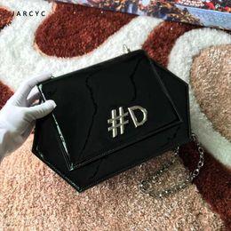 $enCountryForm.capitalKeyWord Australia - Genuine Leather Women Bag Crossbody Bag,Luxury Handbags Women Bags Designer Metal Chain Handbag Black Handbag Messenger Bags