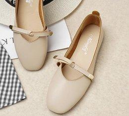 $enCountryForm.capitalKeyWord Australia - Num 5 Beautiful Comfortable Shoes Cut Down Flat Shoes Women Good Walking Outdoor Cheap Best Quality Slip on Shoes