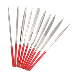 Wholesale 140mm Diamond Mini Needle File Set Handy Tools for Ceramic Glass Gem Stone Hobbies and Crafts Portable Hand Tools