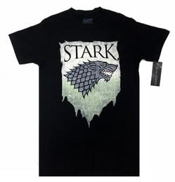$enCountryForm.capitalKeyWord Australia - Game Of Thrones STARK SIGIL TORN BANNER DIREWOLF T-Shirt NWT Licensed & OfficialFunny free shipping Unisex Casual gift