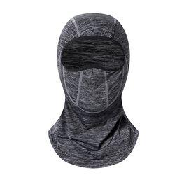 $enCountryForm.capitalKeyWord Australia - new Ice Silk Sunscreen Hooded Mask Summer Outdoor Riding Multi-function Balaclava Face Mask Sun Protection Scarf Cycling