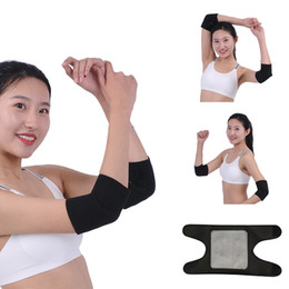 Magnetic knee supports online shopping - Women Elbow Pads At Arthritis Magnetic Therapy Elbow Brace Support Pain Relief Protector Running Sport Genouillere