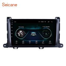 $enCountryForm.capitalKeyWord Australia - HD Touchscreen 9 inch Android 8.1 GPS Navigation Car Radio for 2009-2014 Toyota Sienna with Bluetooth AUX Music support DVR Carplay