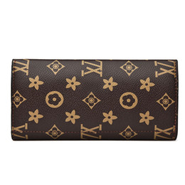 $enCountryForm.capitalKeyWord Australia - 2019 new wallet fashion old flower face long wallet Korean version of the trend of women's clutch bag one generation Handbags Purses