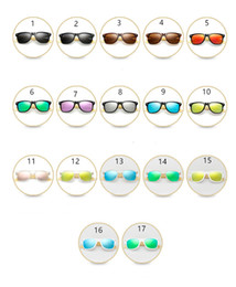 bamboo wood sunglasses men wholesale 2019 - Summer Retro Vintage Bamboo Sunglasses Wood Legs Sun Glasses Women Men Teenages Beach Outdoor Sports Colored Polarized G