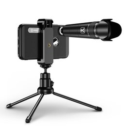 telescope view UK - LISHE Mobile Phone Camera Lens Telescope 20 Times Photograph Artifact High Clear External Concerts View Camera Lens For Phone