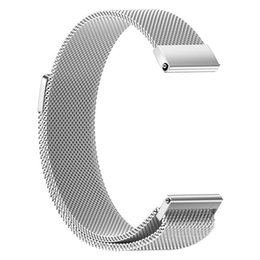 Discount garmin smart band - HIPERDEAL Smart Accessories Milanese Magnetic Loop Stainless Steel Bracelet Watch Band Strap For Garmin vivoactive 3 Sma