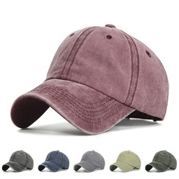 custom hat adult 2019 - URDIAMOND 2019 Cotton Baseball Cap For Men Women Snapback Cap Hat Sports Caps Bone Outdoor Hat Style For Custom Hats Adj