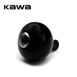 baiting suit Australia - Kawa Fishing Reel Carbon Fiber Handle Knob, Super Light Only 20g 15g, Suit for 2000-10000 Series High Carbon Reel Handle Knob