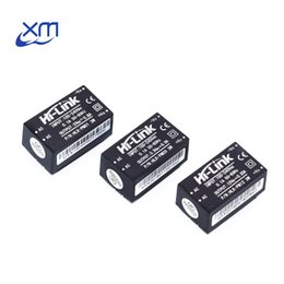 Freeshipping 10PCS HLK-PM01 HLK-PM03 HLK-PM12 AC-DC 220V to 5V 3.3V 12V mini power supply module,intelligent household switch power module