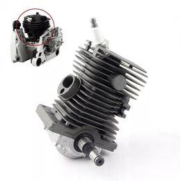 Discount crankshaft engine - 38mm Engine Motor Cylinder Piston Crankshaft For Stihl MS170 MS180 018 Chainsaw