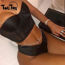 $enCountryForm.capitalKeyWord Australia - Chain Bodysuit Women Spaghetti Strap Mesh Bodysuit Black Sexy Suits Party Night Wear Bodysuit Jumpsuit Overalls